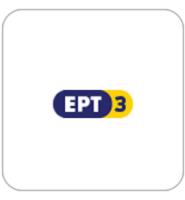 ERT 3 Greece live